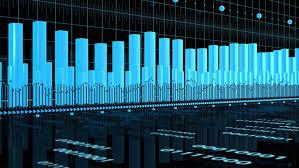 stock market chart business stock