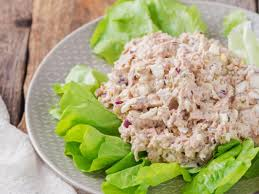 tuna salad nutrition facts eat this much