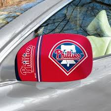 Fan Mats Philadelphia Phillies Small Side Mirror Covers Car Cover