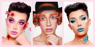 james charles makeup looks