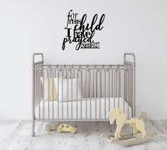 For This Child I Have Prayed Metal Sign 1 Samuel 1 27 Wall Decor Metal Shack The Metal Shack