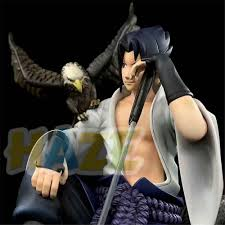 Hot Anime Naruto End of the Valley Uchiha Sasuke 35cm Action Figure Toy  Collection Gift New in Box 