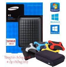 HDD Box SAMSUNG M3 500GB - Vi Tính Phát Đạt - phatdatcomputer.vn