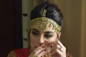 indian bride makeup tanvi kg best