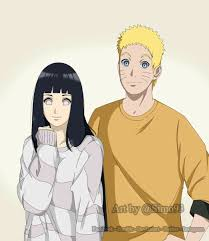 Naruto and Hinata // Naruto - PureHeroine Fan Art (41689716 ...