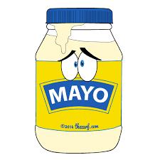 Image result for jar of mayo GIF