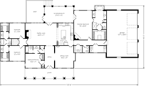 southern living house plan master as