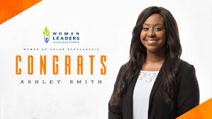 Ashley Smith Earns Women Leaders in College Sports Scholarship - University  of Tennessee Athletics