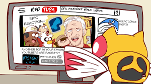 Check it out Pewds you made it into mattyburrito's Pokemon Omeger ...