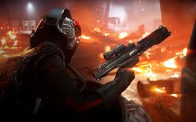 تحميل خلفيات حرب النجوم جبهة القتال 2 الألعاب 2017 4k ملصق حرب