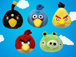 Desktop Wallpapers: Angry Birds Game HD Wallpapers
