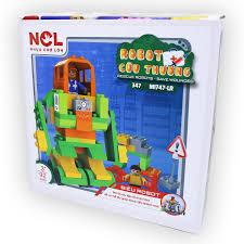 Bộ xếp hình sáng tạo Nhựa Chợ Lớn 347 - M1747-LR, giá tốt nhất ...