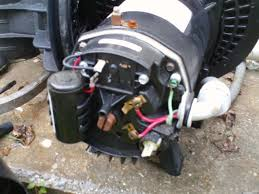 now to disconnect a pool pump motor