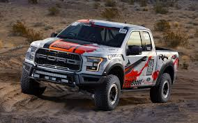 2017 ford f 150 raptor race truck