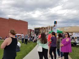 First Jamestown Downtown Arts Market A Big Success | News Dakota