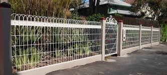 Matthews Fences And Gates Melbourne Pickets Woven Wire Ripple Iron Timber With Automatic Gates Matthews Fences And Gates