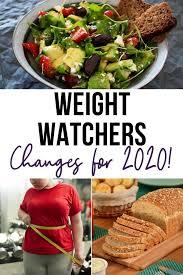 weight watchers new program 2020 plan