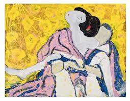 Lucy Liu | Art | Shunga
