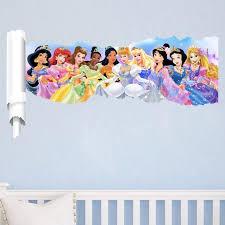 Disney Princess Wall Decal The Treasure Thrift