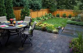 plans ideas for small patio front yard