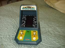 coleco galaxian mini arcade game