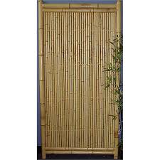 Screen Panel Homewares 1800x900mm Delux Euro Edsp0338 Bunnings Warehouse Or This One Bamboo Panels Paneling Fence Panels