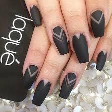40 black nails nail art designs 2020