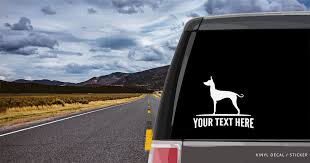 Mexican Hairless Dog Silhouette Vinyl Decal Sticker Custom Gifts Etc