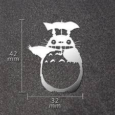 Ghibli Studio Metal Decal For Laptop Ghibli Store