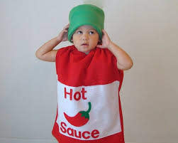 hot sauce costume diy costumes kids