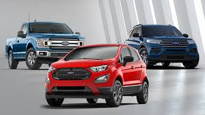 ford lease specials finance offers in