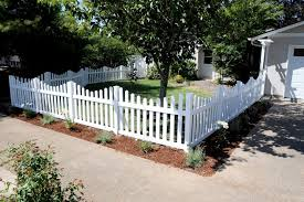 Originally I Liked The Idea Of A Gate Going Across The Driveway But After Reviewing My City S Regulati Front Yard Fence Picket Fence Garden Fence Landscaping