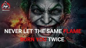 most powerful motivational realistic joker quotes badass