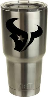 Amazon Com Classy Vinyl Creations Texans Football Decal For Yeti Tumbler We Don T Sell Tumblers Decal Nfl Afc Nfc Decal Ozark Trail Tumber Black Or White Decals 2 5 H X 3 8 W Home