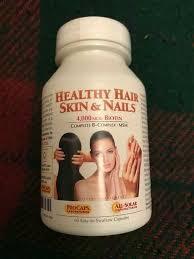 andrew lessman healthy hair skin nails