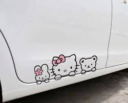 Pin By Dianne Respicio On Hello Kitty Hello Kitty Car Hello Kitty Car Accessories Hello Kitty Cartoon