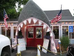 Atlantic Seafood Entrance