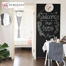 Zhidian Non Adhesive Magnetic Chalkboard Sticker For Wall 48 X36 Officetopify