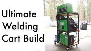 ultimate diy welding cart build