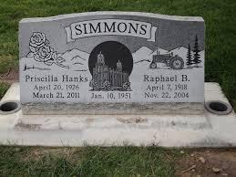 Cemetery Headstone Index - S