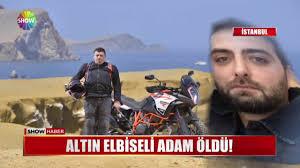 Altın elbiseli adam hayatını kaybetti - YouTube