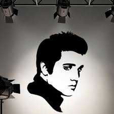Elvis Presley Wall Decal Sticker Vinyl Decals Silhouette Wall Art Mural Free Shipping Vaelvis4n Wall Decals Stickers Elvis Presleysticker Vinyl Aliexpress