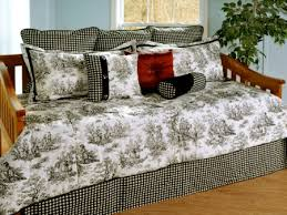 daybed bedding sets white metal daybed
