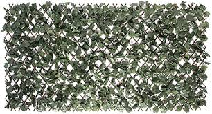 Expandable Faux Ivy Willow Privacy Fence 36 X 72 Optimal Position Amazon Ca Patio Lawn Garden