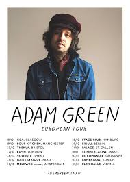 Just Because - 📣 NEW SHOWS: Adam Green Official - CH Tour ...