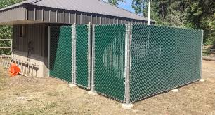 Materials Boundary Fencing