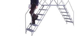 Crossover Stairs Bridges Conveyor Crossover Stairs Ladders