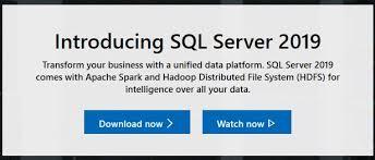Microsoft libera nova preview do SQL Server 2019 denominada 2.3 ...
