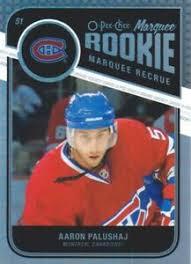 2011-12 O-Pee-Chee Rainbow #579 Aaron Palushaj Montreal Canadiens | eBay