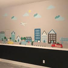 Mountain Wall Decals Wall Decals Nursery Baby Wall Decal Etsy In 2020 Nursery Wall Decals Baby Wall Decals Kids Wall Decals